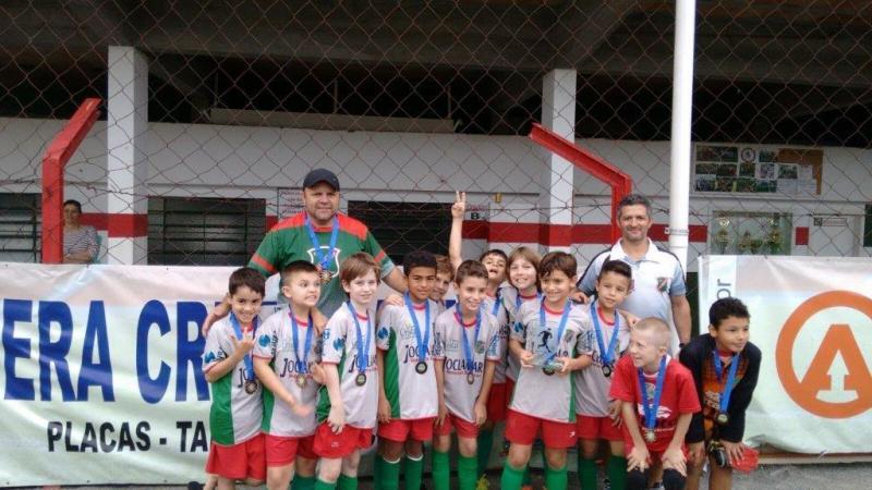 Campeonato Menores- Sub 9