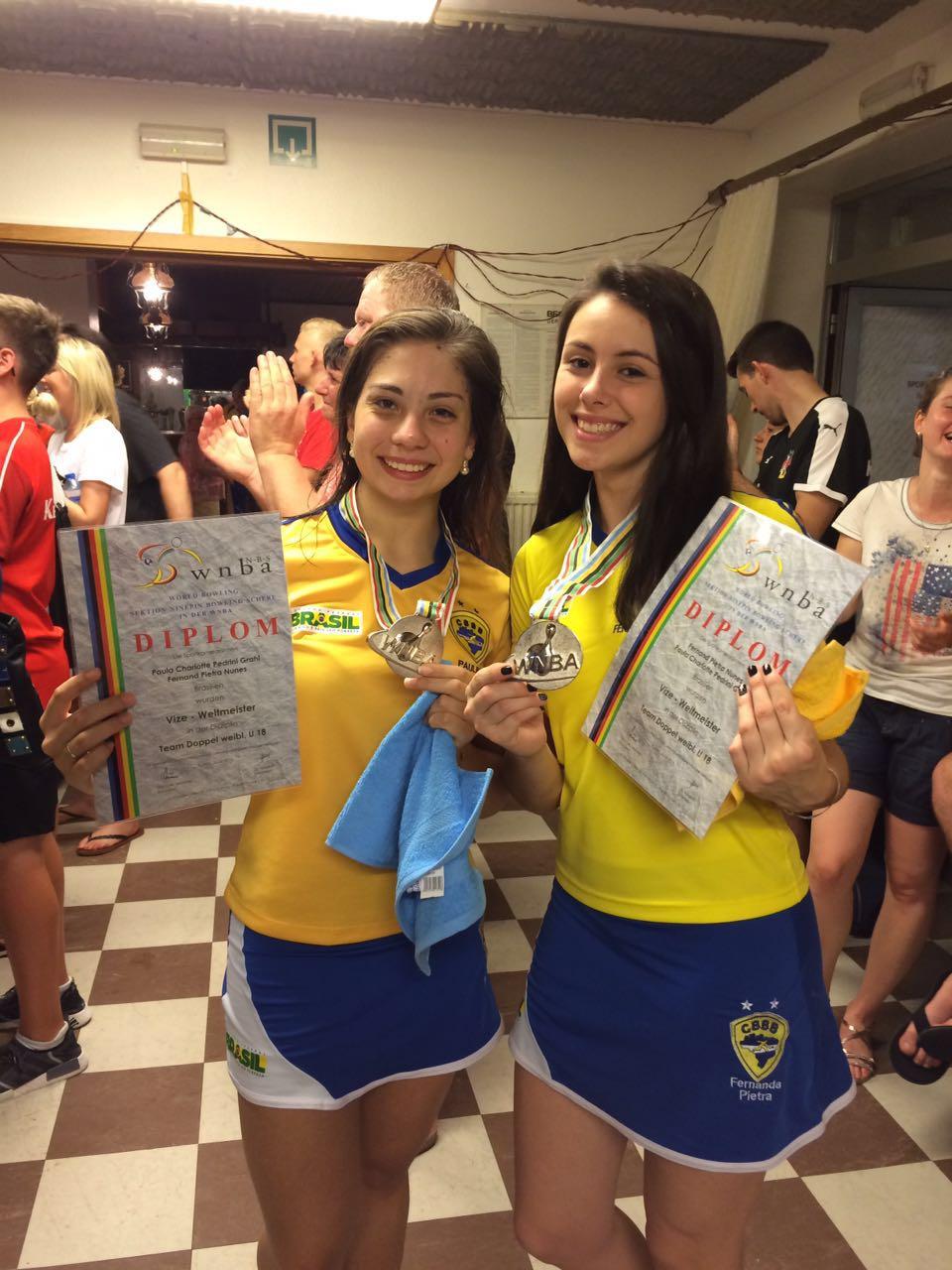 Mundial juvenil e Junior - Bélgica 2016
