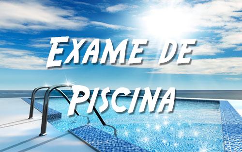EXAME DE PISCINA 2016/2017