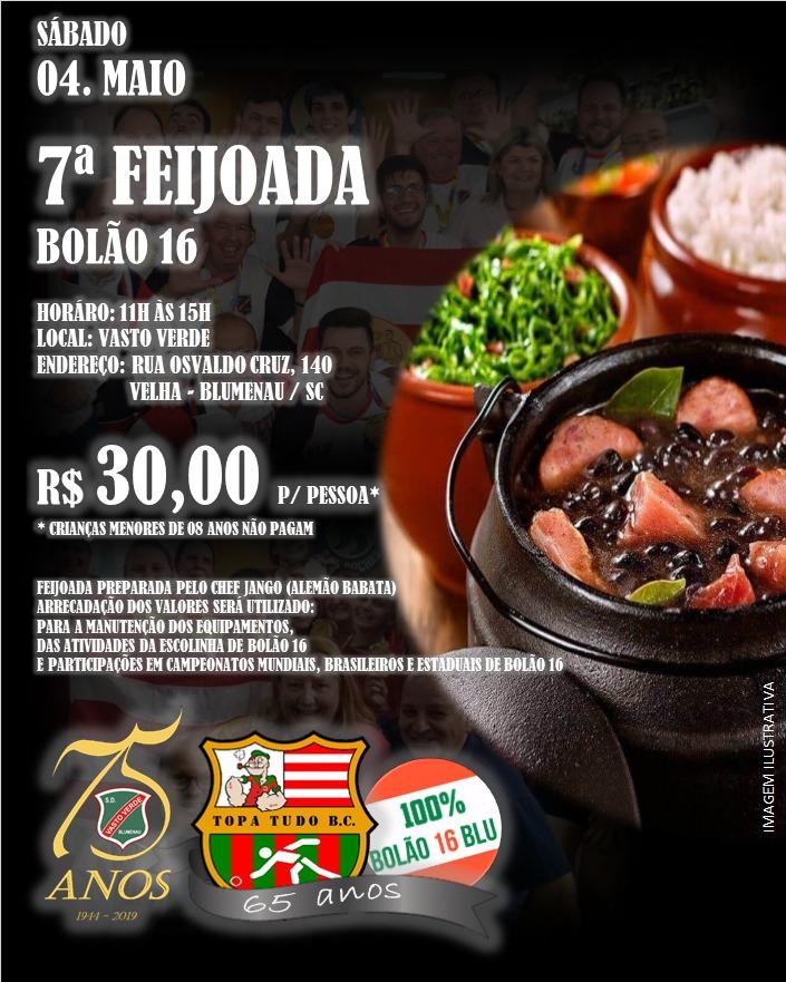 7ª FEIJOADA BOLÃO 16