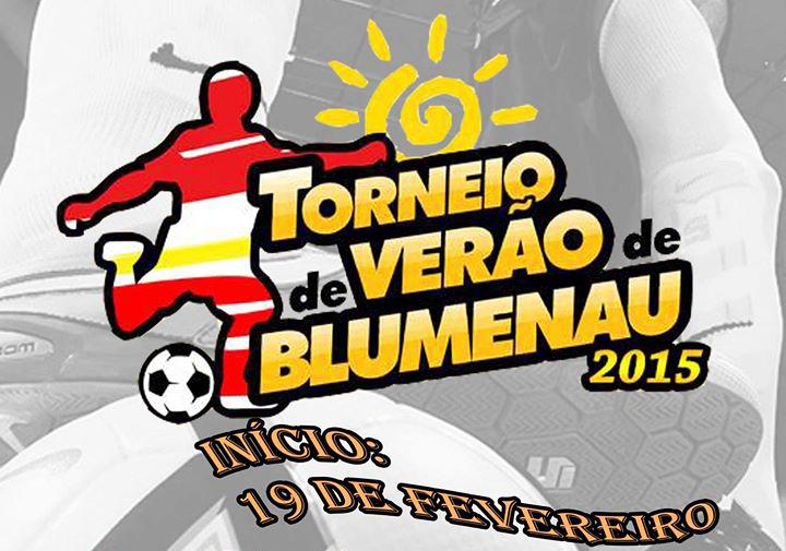 18º TORNEIO DE VERAO DE FUTSAL DE BLUMENAU
