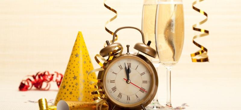 Horários para o final de ano