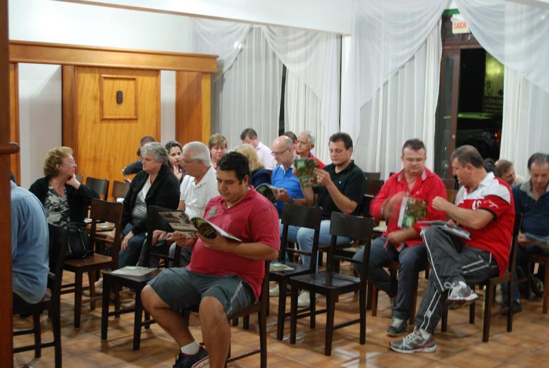 Reunião - Olimpíadas de Clubes de Caça e Tiro