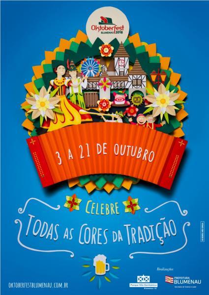 DESFILE da 35ª Oktoberfest - 06 de Outubro - VAGAS LIMITADAS