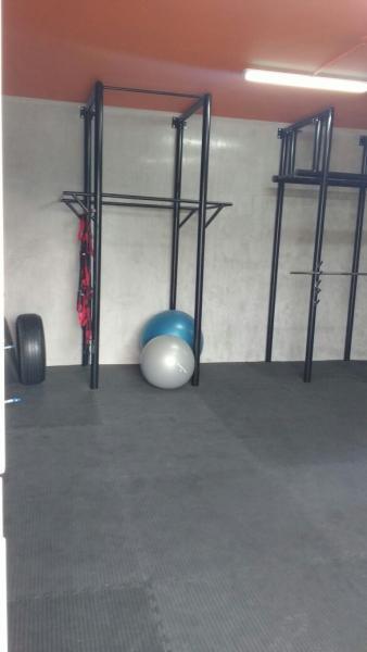 Confira os Novos ambientes da Academia de Musculação
