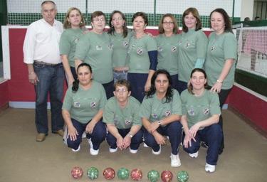 Campeonato Municipal de Bocha Feminina