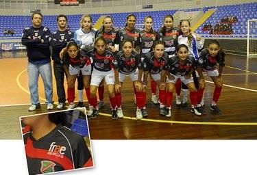 Free Multiagência Patrocina Futsal Feminino