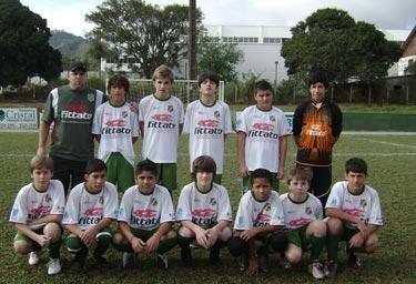 Resultado Escolinha de Futebol Vasto Verde