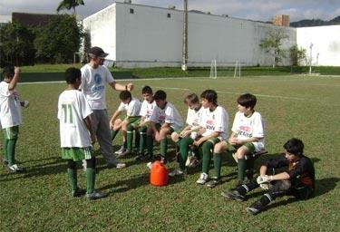Rodada Futebol Menores