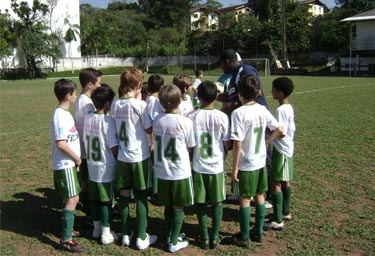 Rodada Futebol Suíço Menores