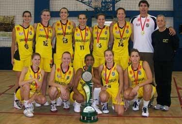 Basquete Feminino é Campeão