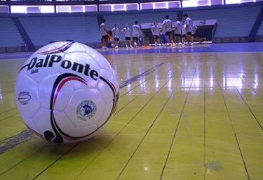 Futsal Feminino sub 17 Disputa Final do Campeonato Estadual