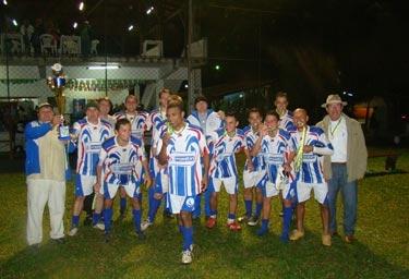 Final Taça Vilson Julio Rosa