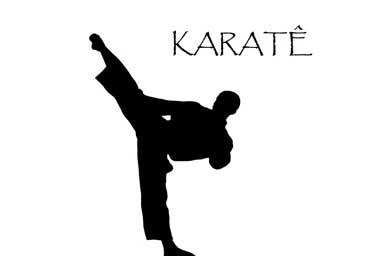 Karateca Conquista Bronze em Brasileiro