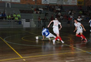 Futsal Feminino é Campeão da Etapa Classificatória da Olesc